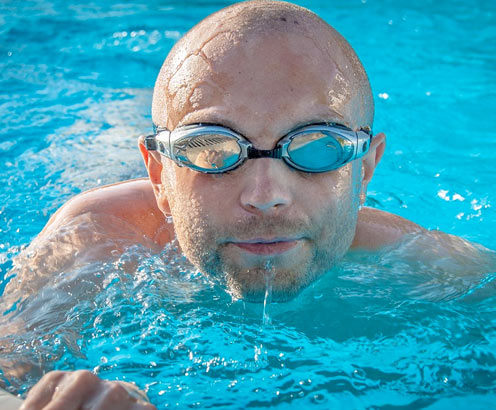 Adult Swimming Lessons Basingstoke